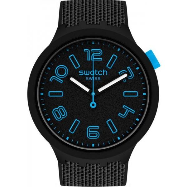 Swatch Uhr Big Bold Deep Concrete SO27B118 kaufen