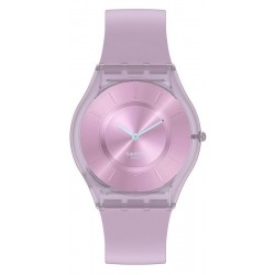 Swatch Damenuhr Skin Classic Sweet Pink SS08V100