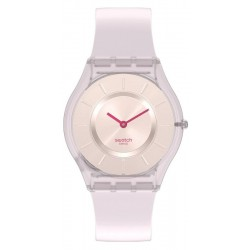 Swatch Damenuhr Skin Classic Creamy SS08V101
