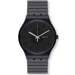 Swatch Unisexuhr New Gent Mistery Life S SUOB708B