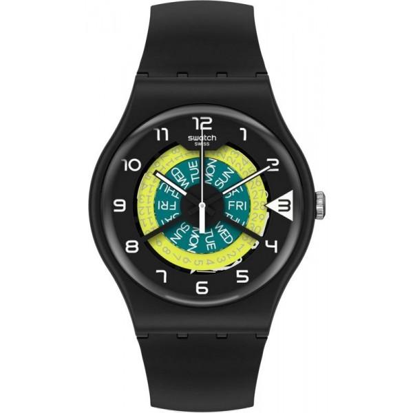Swatch Unisexuhr New Gent Keep Turning SUOB732 kaufen