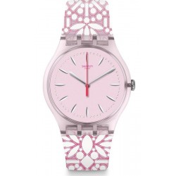 Swatch Damenuhr New Gent Fleurie SUOP109