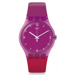 Swatch Damenuhr New Gent Cherryberry SUOV104