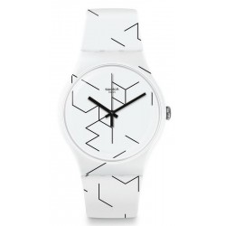 Kaufen Sie Swatch Unisexuhr New Gent Meiro SUOW164