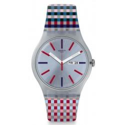 Kaufen Sie Swatch Unisexuhr New Gent Merenda SUOW709
