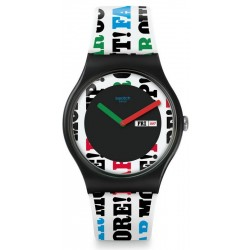 Swatch Uhr 007 On Her Majestys Secret Service 1969 SUOZ715 kaufen