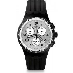 Kaufen Sie Swatch Herrenuhr Chrono Plastic Nocloud SUSB103