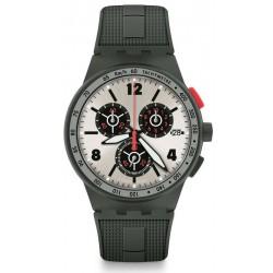 Kaufen Sie Swatch Herrenuhr Chrono Plastic Verdone SUSG405
