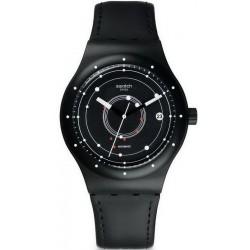Kaufen Sie Swatch Unisexuhr Sistem51 Sistem Black SUTB400 Automatik