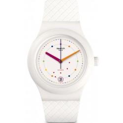 Kaufen Sie Swatch Unisexuhr Sistem51 Sistem Polka SUTW403 Automatik