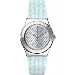 Kaufen Sie Swatch Damenuhr Irony Medium Mint Halo YLS193
