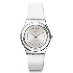Swatch Damenuhr Irony Medium Madame Blanchette YLS213