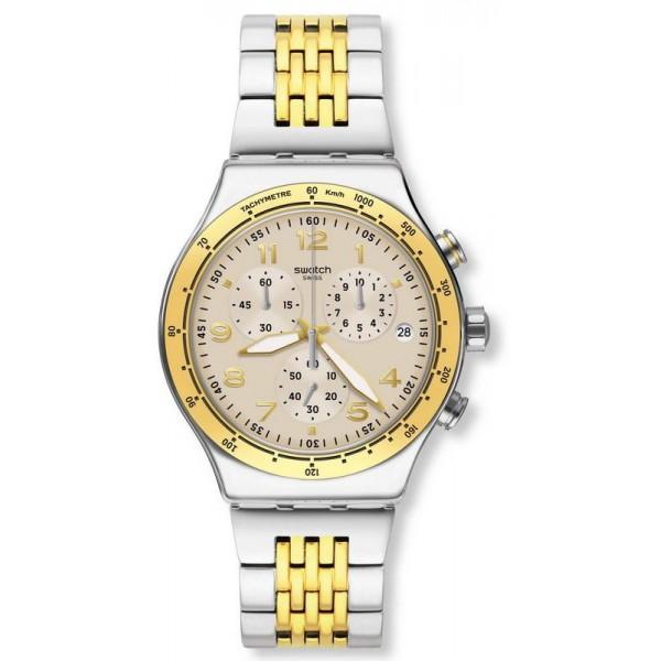 Swatch Unisexuhr Irony Chrono Casual Chic YVS467G kaufen