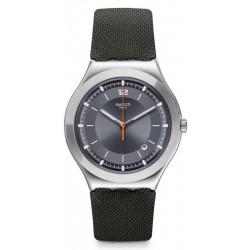 Swatch Herrenuhr Irony Big Classic Tic-Green YWS425