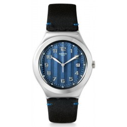 Kaufen Sie Swatch Herrenuhr Irony Big Classic Côtes Blues YWS438