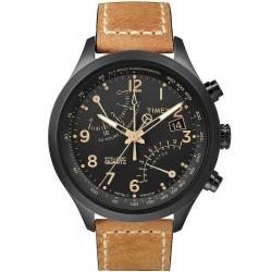Kaufen Sie Timex Herrenuhr Intelligent Quartz Fly-Back Chronograph T2N700