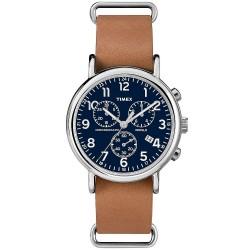 Timex Herrenuhr Weekender Chronograph Quartz TW2P62300