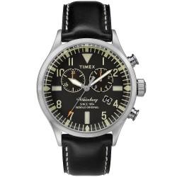 Kaufen Sie Timex Herrenuhr The Waterbury Chronograph Quartz TW2P64900