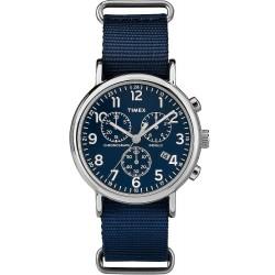 Timex Herrenuhr Weekender Chronograph Quartz TW2P71300