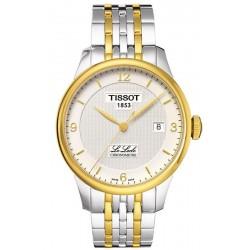 Tissot Herrenuhr T-Classic Le Locle Automatic COSC T0064082203700