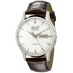Tissot Herrenuhr Heritage Visodate Automatic T0194301603101