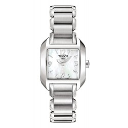 Tissot Damenuhr T-Lady T-Wave Quartz T02128582