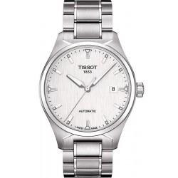 Tissot Herrenuhr T-Classic T-Tempo Automatic T0604071103100