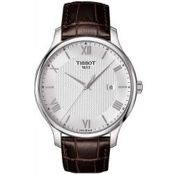 Tissot Herrenuhr T-Classic Tradition Quartz T0636101603800