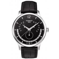 Tissot Herrenuhr Tradition Perpetual Calendar T0636371605700