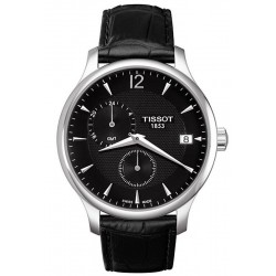 Tissot Herrenuhr T-Classic Tradition GMT Quartz T0636391605700