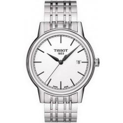 Tissot Herrenuhr T-Classic Carson Quartz T0854101101100