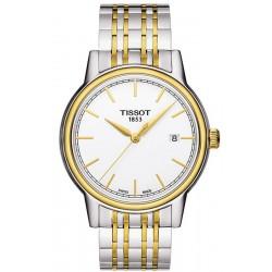 Tissot Herrenuhr T-Classic Carson Quartz T0854102201100