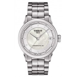 Kaufen Sie Tissot Damenuhr Luxury Powermatic 80 T0862071111100