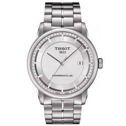 Tissot Herrenuhr T-Classic Luxury Powermatic 80 T0864071103100