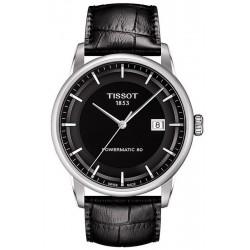Tissot Herrenuhr T-Classic Luxury Powermatic 80 T0864071605100