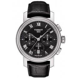 Kaufen Sie Tissot Herrenuhr Bridgeport Automatic Chronograph Valjoux T0974271605300