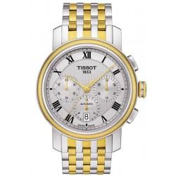 Kaufen Sie Tissot Herrenuhr Bridgeport Automatic Chronograph Valjoux T0974272203300