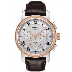 Kaufen Sie Tissot Herrenuhr Bridgeport Automatic Chronograph Valjoux T0974272603300