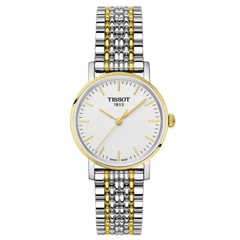 Tissot Damenuhr T Classic Everytime Small T1092102203100